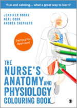 The Nurse\'s Anatomy and Physiology Colouring Book | SAGE ...