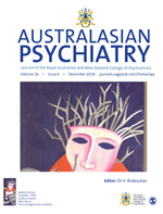 Australasian Psychiatry | SAGE Publications Ltd