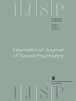 International Journal of Social Psychiatry | SAGE Publications Ltd