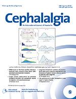 Cephalalgia | SAGE Publications Ltd