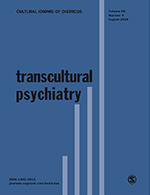 Transcultural Psychiatry | SAGE Publications Ltd
