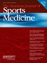 The American Journal of Sports Medicine | SAGE Publications Ltd