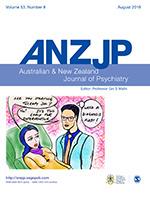 Australian & New Zealand Journal of Psychiatry | SAGE