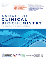 Annals of Clinical Biochemistry | SAGE Publications Ltd
