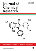 Journal of Chemical Research | SAGE Publications Ltd