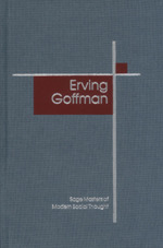 an introduction to the life and literature by erving goffman Erving goffman pioneered the study of social interactions in everyday life and made numerous lasting contributions to the field of sociology.