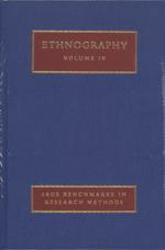 Ethnography | SAGE Publications Ltd