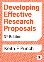 Developing Effective Research Proposals | SAGE Publications Ltd