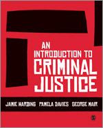 An Introduction to Criminal Justice | SAGE Publications Ltd