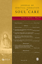 Journal of Spiritual Formation and Soul Care | SAGE