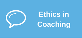 Ethics in Coaching Button