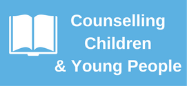 Counselling Children & Young People Button