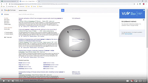 Lean Library Access_search engine integration_video