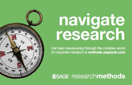 SAGE Research Methods Non-Academic Postcard