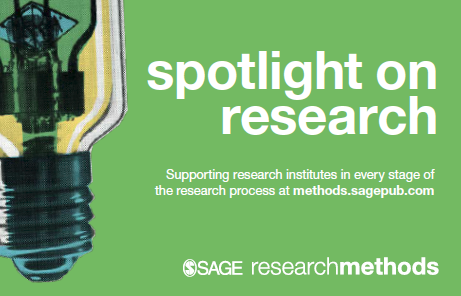 SAGE Research Methods Non-Academic Postcard