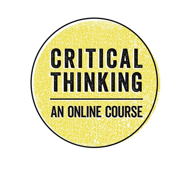 Critical Thinking: An online course logo