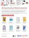 Royal Society of Medicine Flyer 2019
