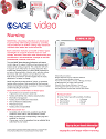 SAGE Video Collection Flyer_image