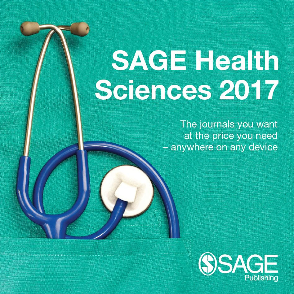 Image of Health Sciences non-academic brochure