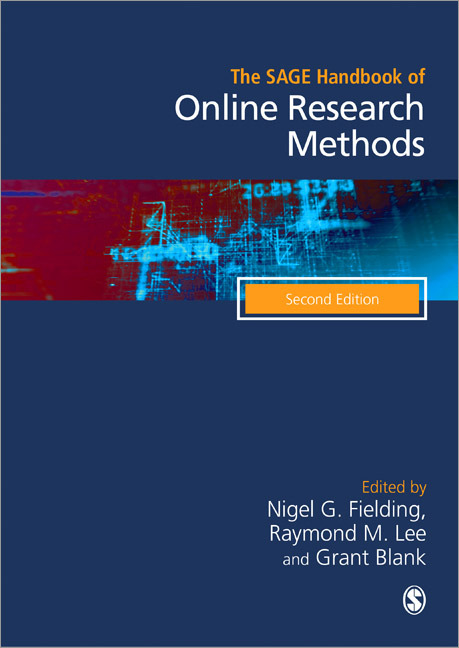 Fielding, The SAGE Handbook of Online Research Methods