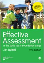 Cover of Effective Assessment in the Early Years Foundation Stage