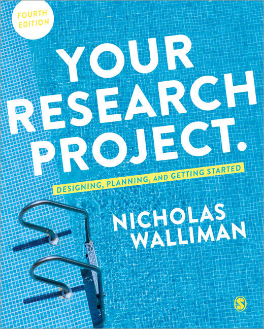 Walliman, Your Research Project