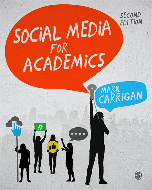 Carrigan,  Social Media for Academics