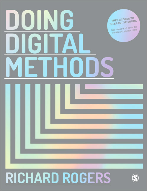 Rogers, Doing Digital Methods