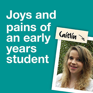 early years student early childhood course