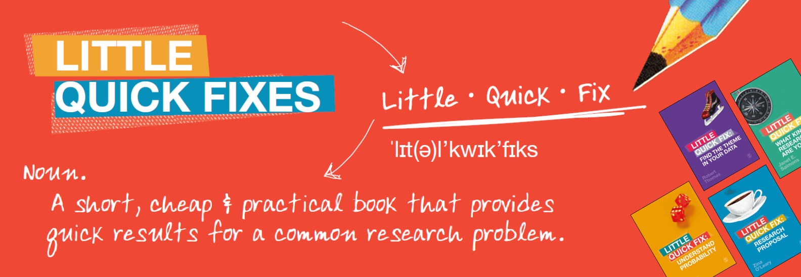 The Little Quick Fix book series