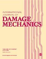 International Journal of Damage Mechanics cover image