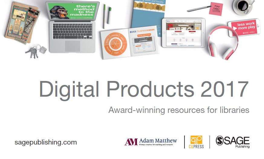 Image of 2017 Digital Product Catalogue
