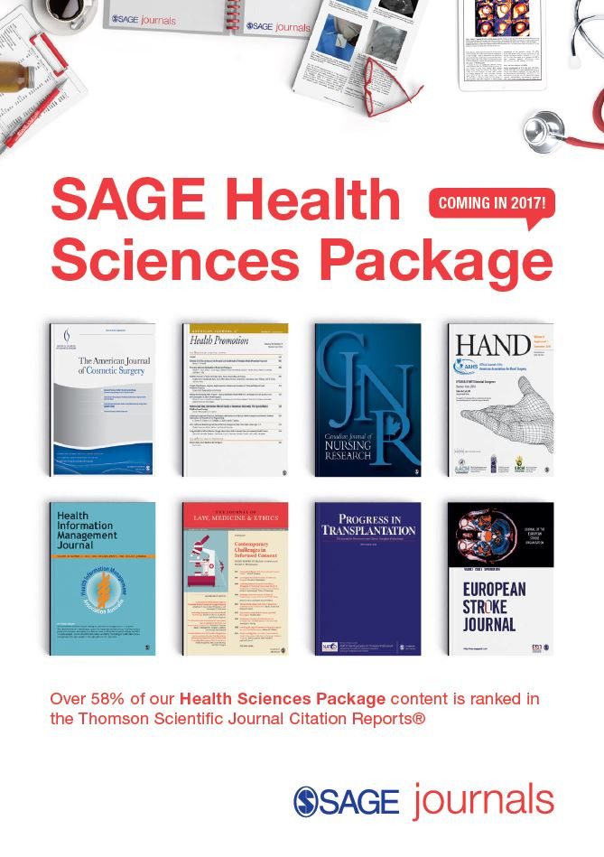 Image of Health Science Conference flyer