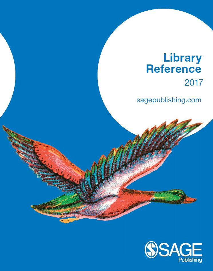 Image of 2017 Library Reference Catalogue