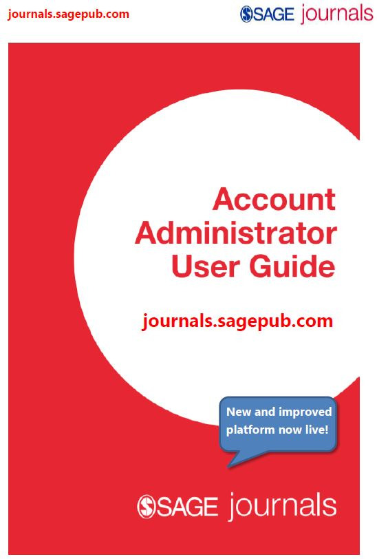 Image of Account Administrator User Guide