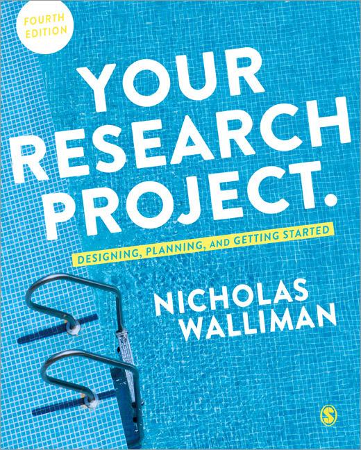 Your Research Project Sage Publications Ltd