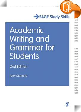 Academic Writing and Grammar for Students image