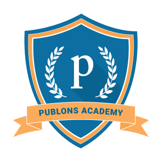 The Publons Academy logo