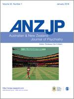 The Australian & New Zealand Journal of Psychiatry