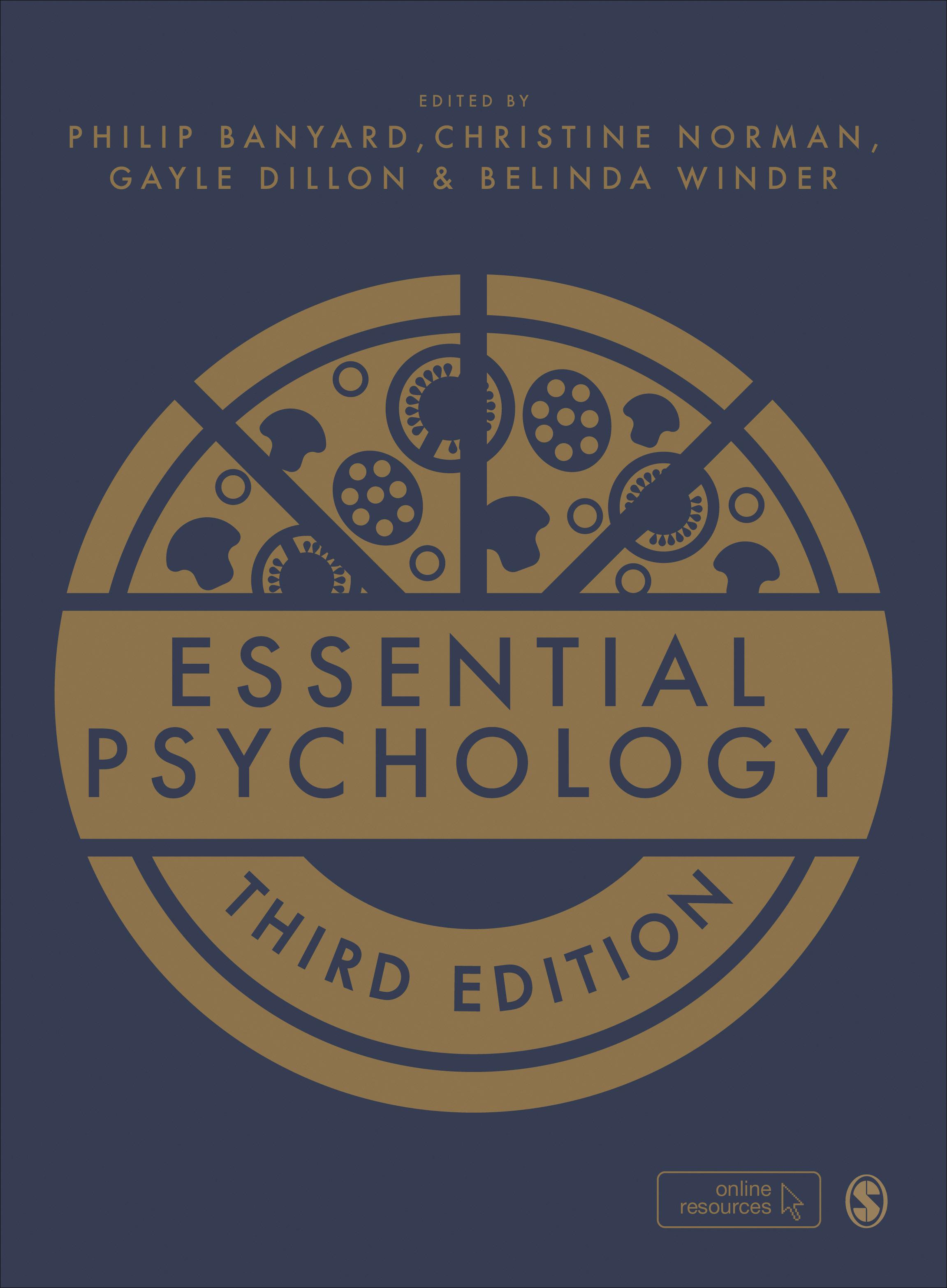 Essential Psychology | SAGE Publications Ltd