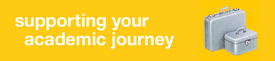 Supporting Your Academic Journey Banner