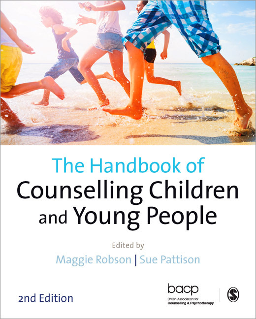 The Handbook of Counselling Children & Young People book cover image