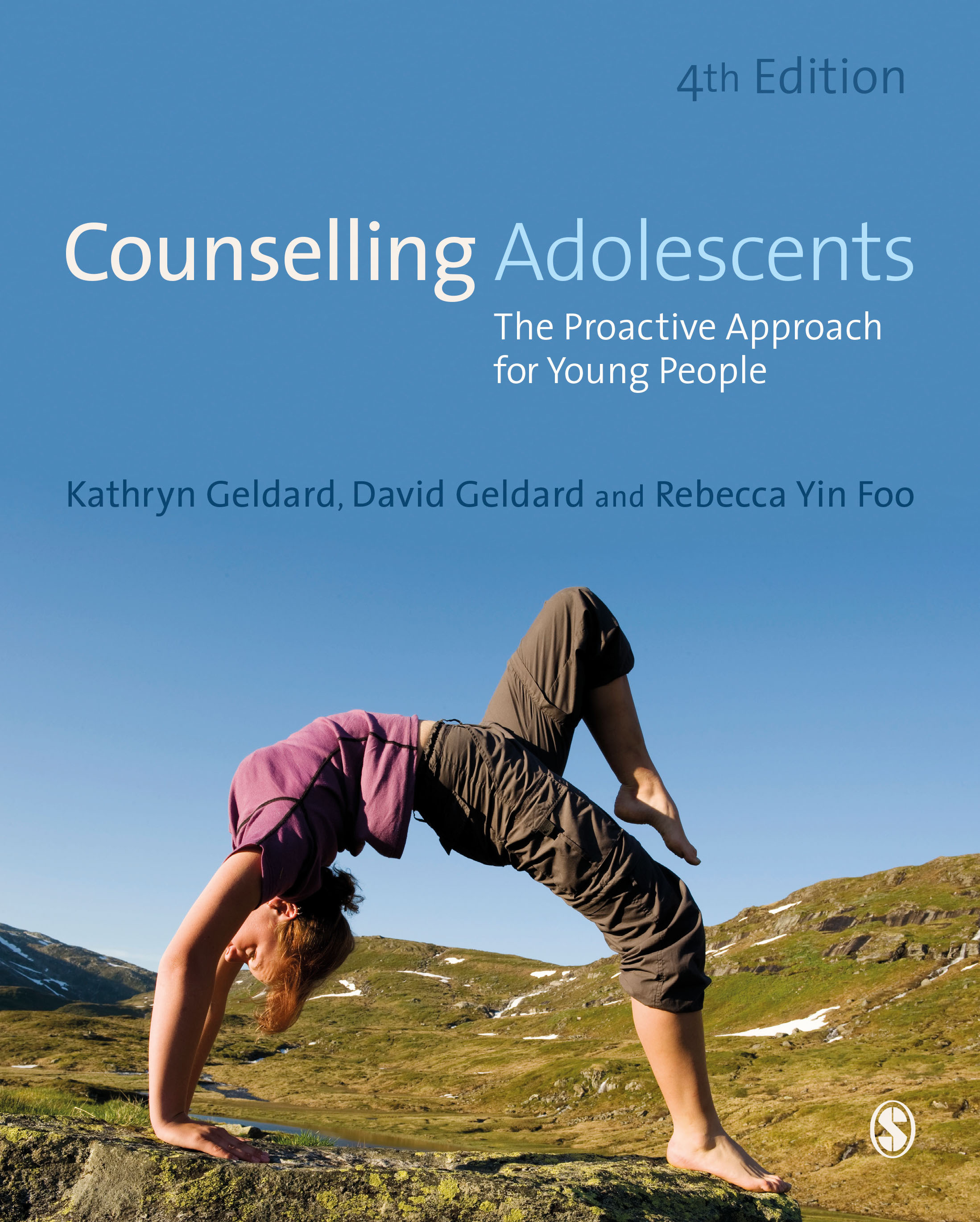 Counselling Adolescents: The Proactive Approach for Young People book cover image