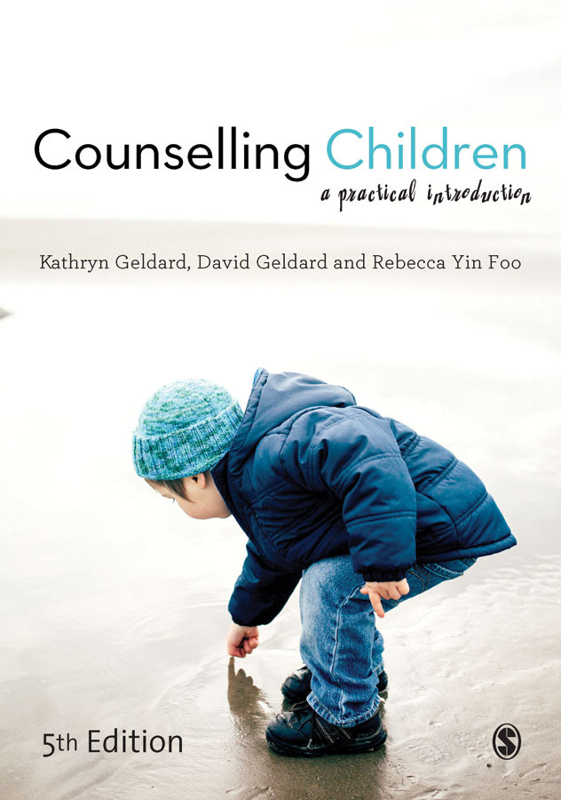Counselling Children: A Practical Introduction book cover image