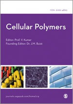 Cellular Polymers cover image