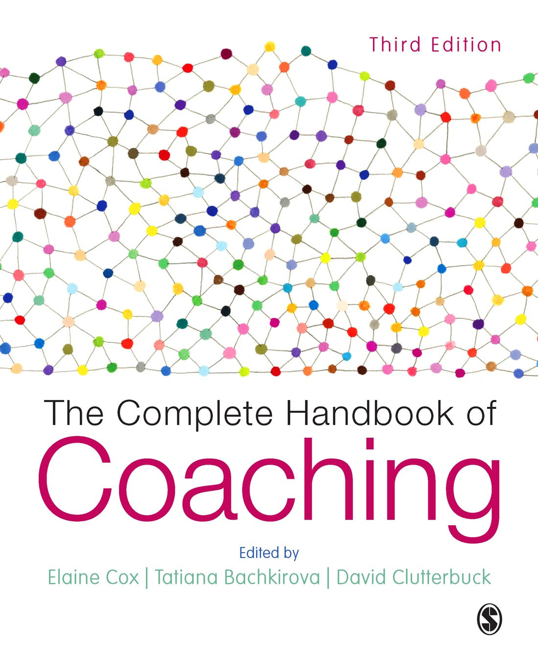 The Complete Handbook of Coaching book cover image