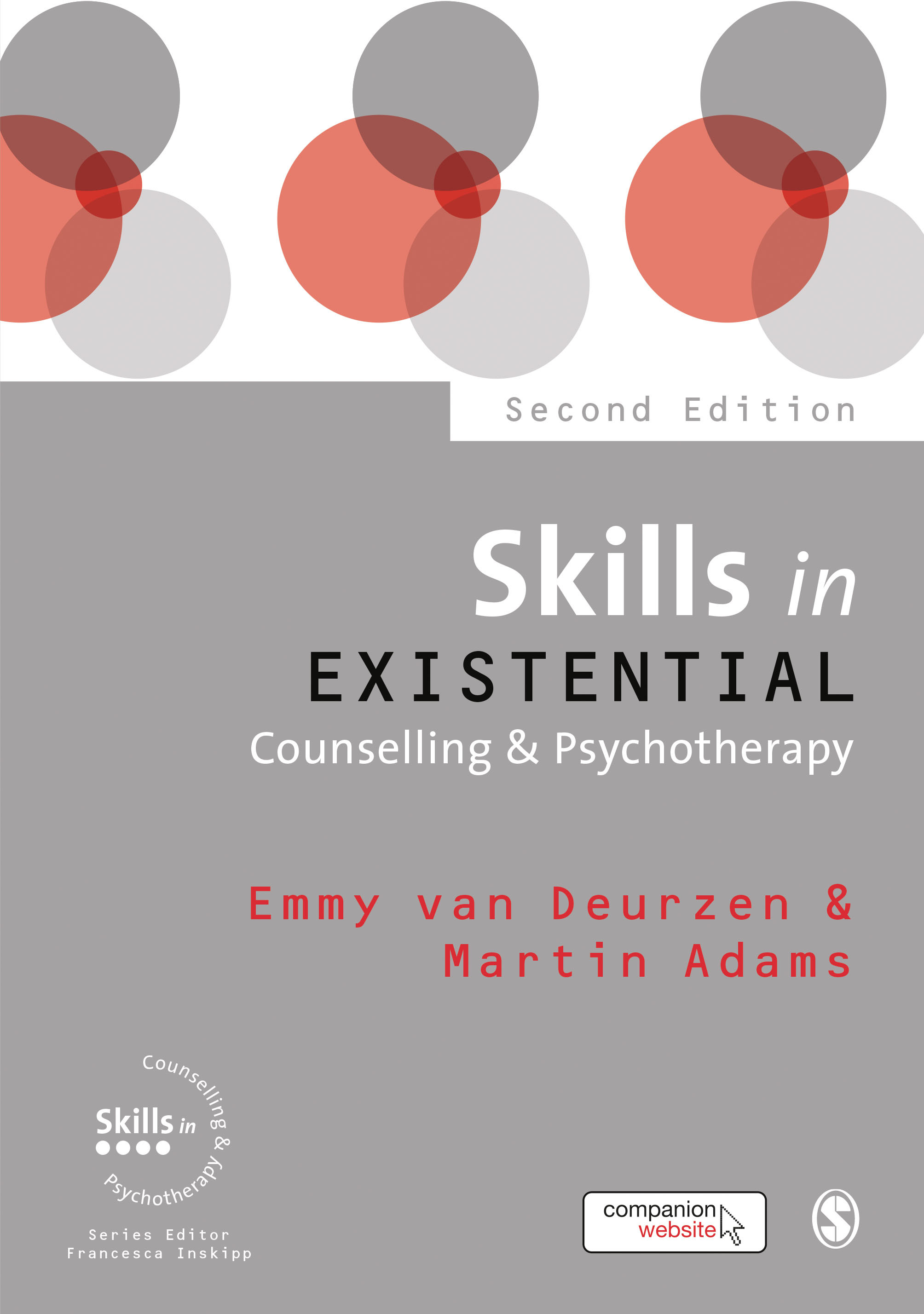 Skills in Existential Counselling & Psychotherapy book cover