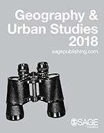 Geography & Urban Studies Catalogue 2018