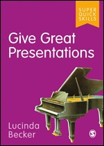 Give Great Presentations
