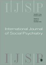 International Journal of Social Psychiatry